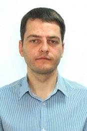 PhD student Máthé Levente